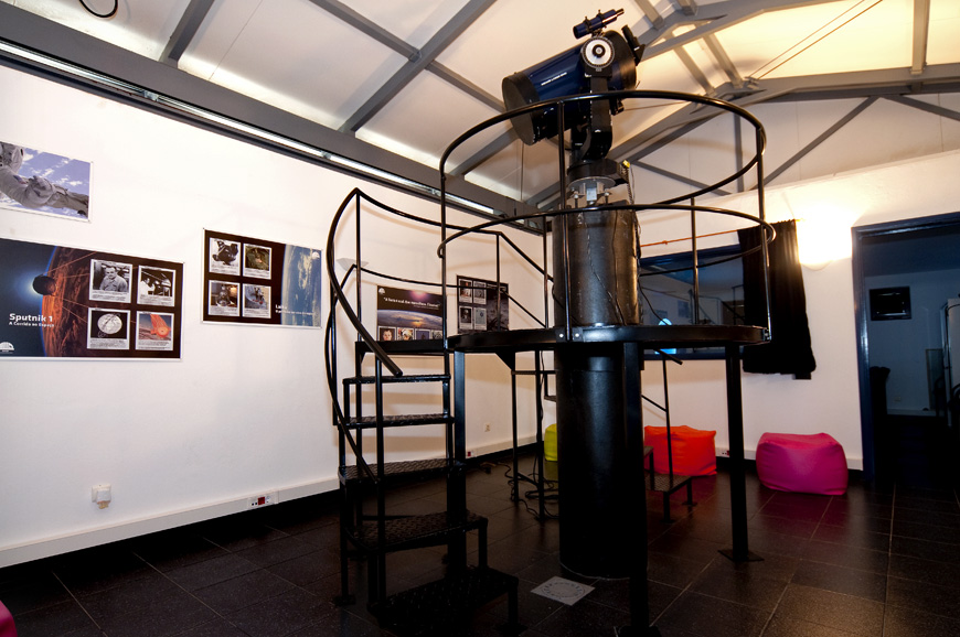 Observatoire Astronomique de Santana Açores (OASA) 2