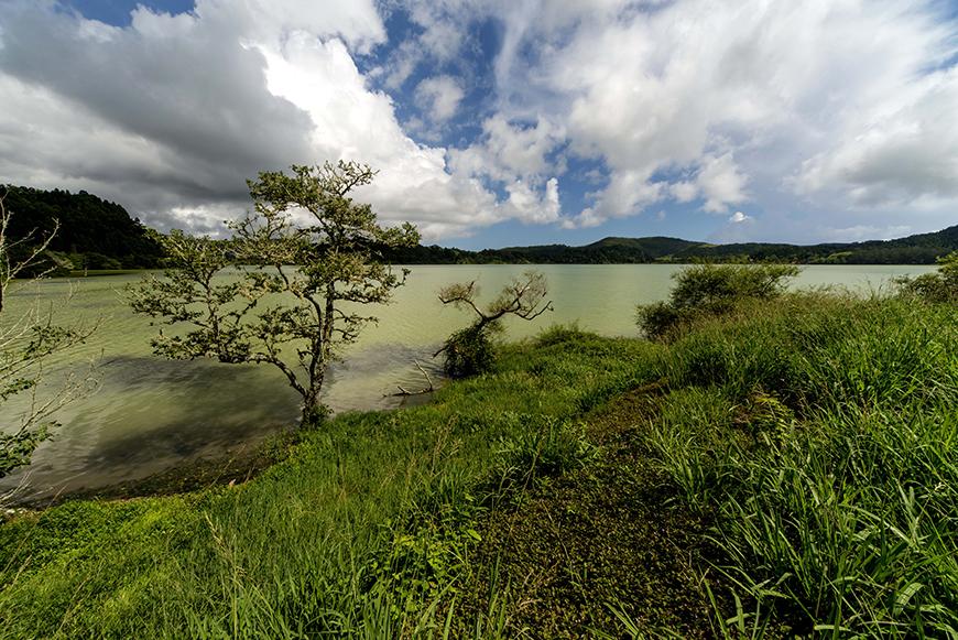 lagoa das furnas são miguel